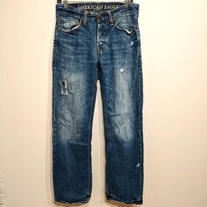 American Eagle |Men's Distressed Jeans